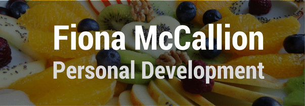 Fiona McCallion Personal Development