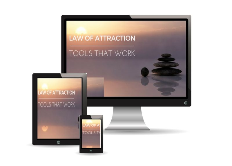Law of Attraction tools that work prduct image