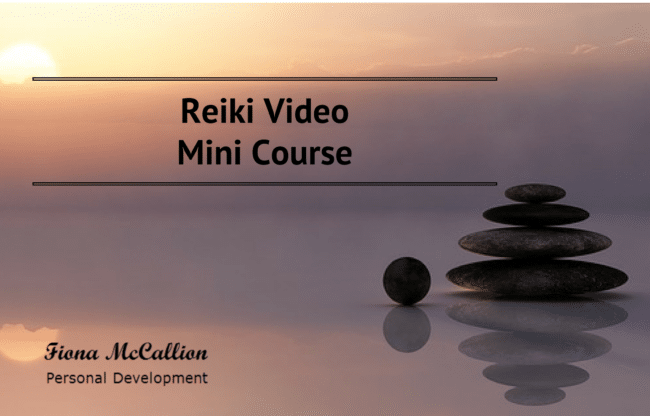 Reiki Video Mini Course cover image
